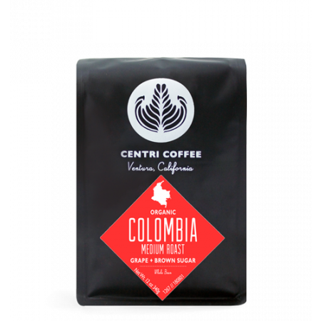 Organic Colombia Tolima