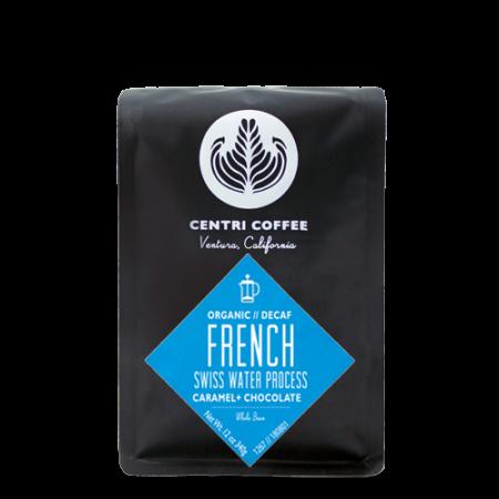 Organic Decaf French Roast