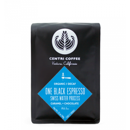 Organic Decaf One Black