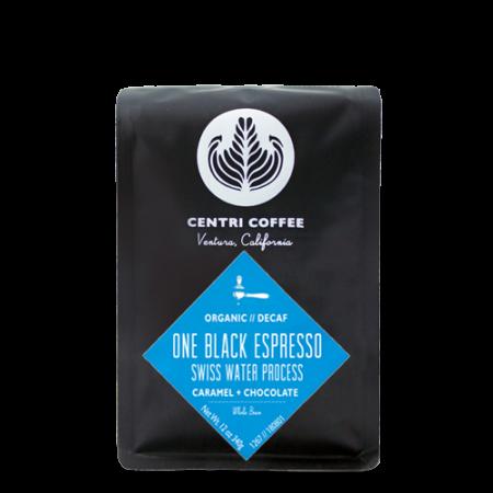 Organic Decaf One Black