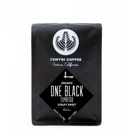 Organic One Black Espresso