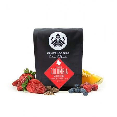 Organic Colombia Tolima Vino Y Oro