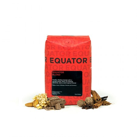 Decaf Equator Blend