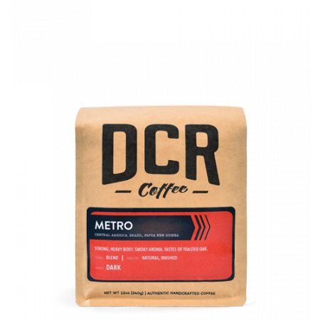 Metro French Roast Blend