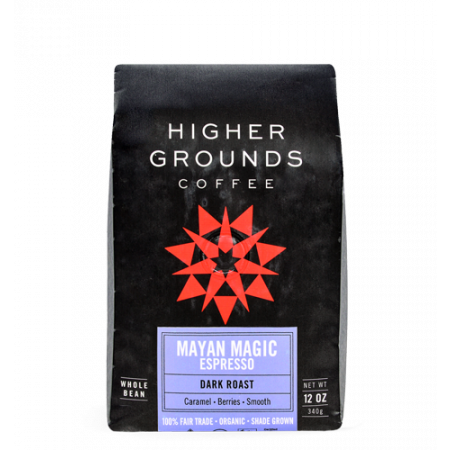 Mayan Magic Espresso