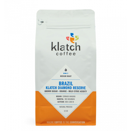 Brazil Klatch Diamond Reserve