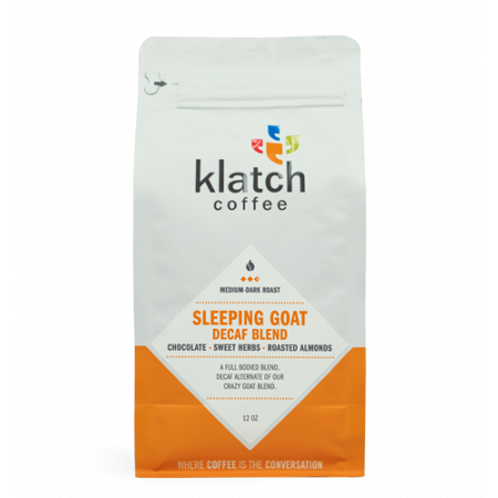 Sleeping Goat Decaf