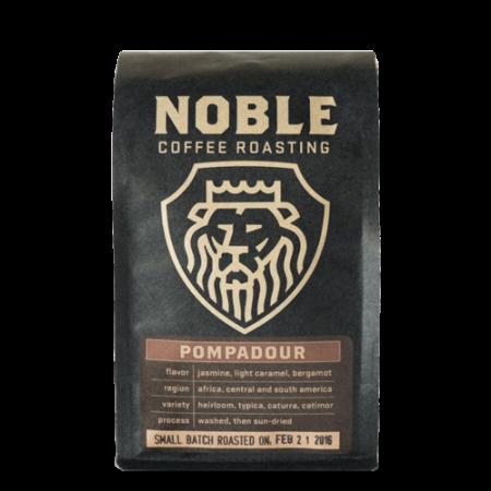Pompadour Organic Espresso Blend