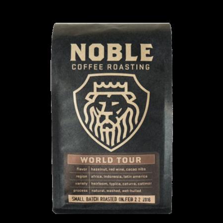 World Tour Organic Espresso Blend