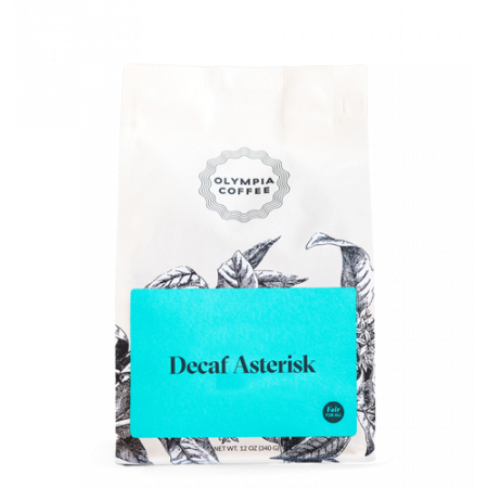 Decaf Asterisk