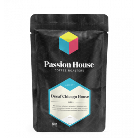 Decaf Chicago House Blend
