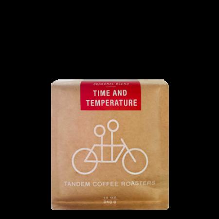 Time and Temperature Espresso Blend