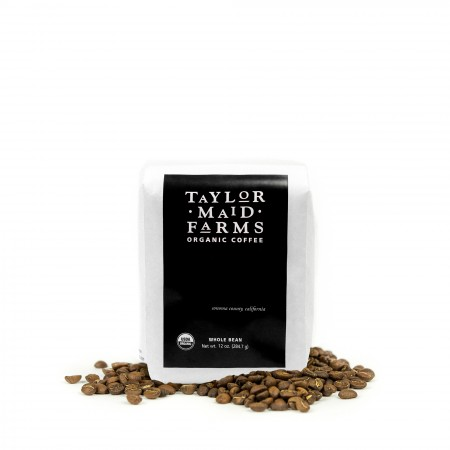 Red Rooster's French Roast Organic Blend