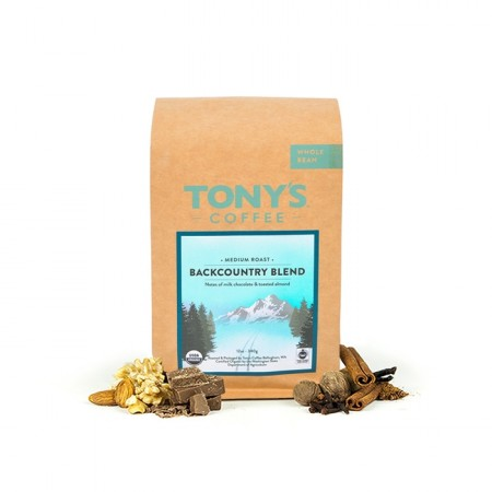 Backcountry Blend Fair Trade & Organic