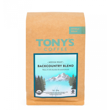 Backcountry Blend Fair Trade & Organic