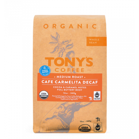 Decaf Café Carmelita Fair Trade & Organic