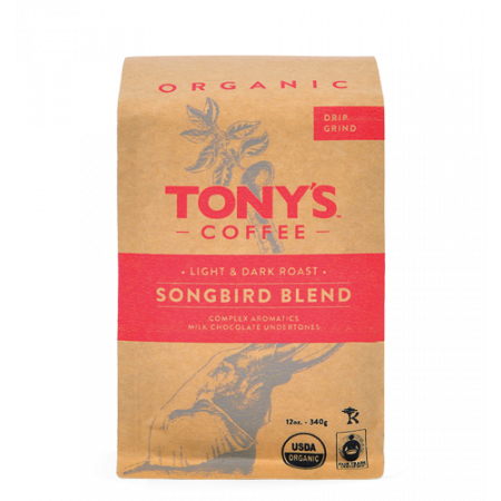 Songbird Blend Fair Trade & Organic