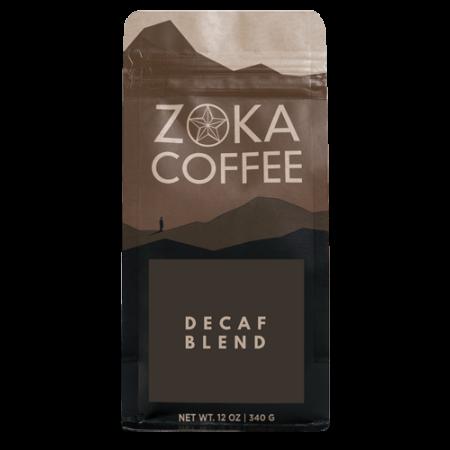 Decaf Organic Espresso Cuatro
