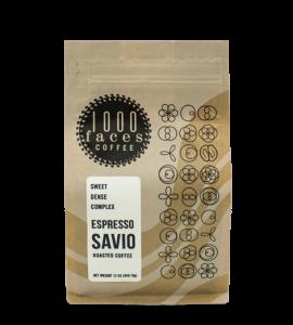 Espresso Savio Blend
