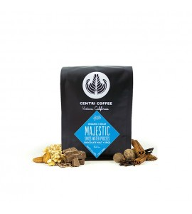 Organic Decaf Majestic Blend