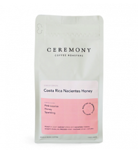 Costa Rica Nacientes Honey