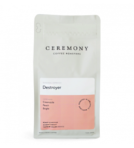 Destroyer Espresso Blend
