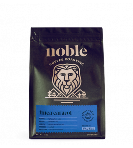 Single Origin Espresso Honduras Finca Caracol