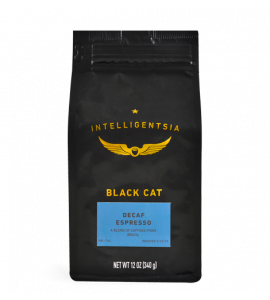 Black Cat Decaf Espresso
