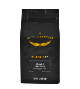 Black Cat Analog Espresso