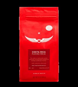Costa Rica Flecha Roja