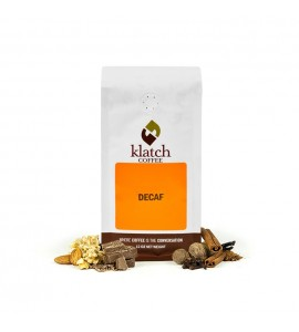 Decaf Espresso Fair Trade & Organic