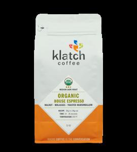 Organic House Espresso
