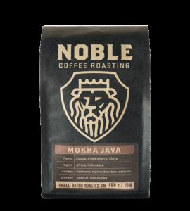 Mokha Java Organic  Blend