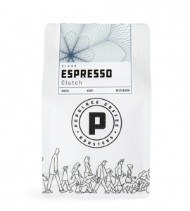 Espresso Clutch