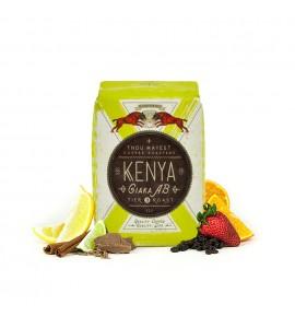 Kenya Giaka AB