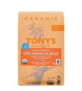 Café Carmelita Decaf Fair Trade & Organic