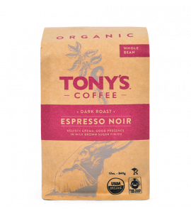 Espresso Noir Fair Trade & Organic