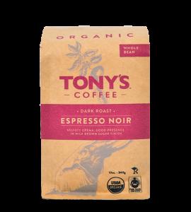Espresso Noir Fair Trade & Organic