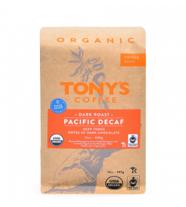 Pacific Decaf Fair Trade & Organic