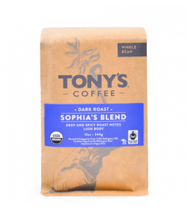 Sophia's Blend Fair Trade & Organic