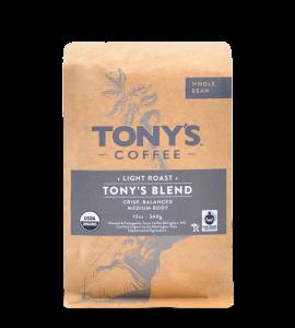 Tony's Blend Fair Trade & Organic
