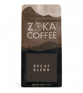 Decaf Zoka Java